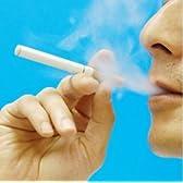 電子たばこ 禁煙グッズ 電子タバコ 替えカートリッジ6個付 これで貴方も煙草がやめられる禁煙タバコ 電子煙草