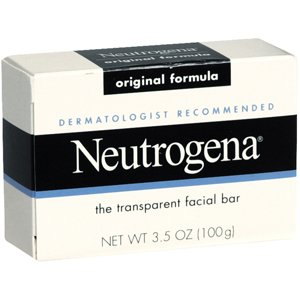 Neutrogena Soap Reg 101 3.5 Oz front-433361