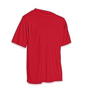 Vizari Performance T-Shirt, Red, Small