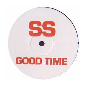 SS (SUNSET STRIPPERS) - Good Time - 12 inch 45 rpm