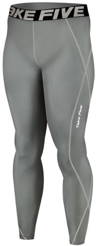nuovo-019-skin-collant-leggings-a-compressione-strato-base-colore-grigio-pantaloni-da-uomo-grigio-gr