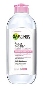 Agua Micelar Todo en Uno 400ml de Garnier