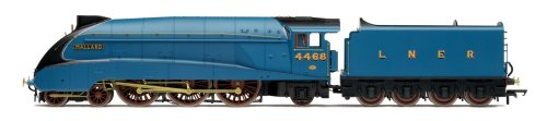 Hornby R2339 LNER A4 Mallard 00 Gauge Steam Locomotive