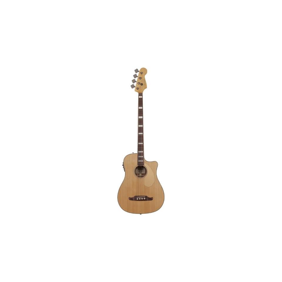 ce15b8599c9 Fender 968603021 Kingman Bass SCE Acoustic Electric Guitar v2, Natural