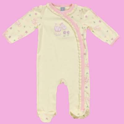 Baby Girl Clothing: Dresses, Bodysuits & More Baby girls' clothes and accessories from our adorable assortment are ready to outfit your newest addition in comfy style. Styles range from classic and vintage-inspired to funny and funky, so your newborn can look extra-cute at formal and casual occasions alike.