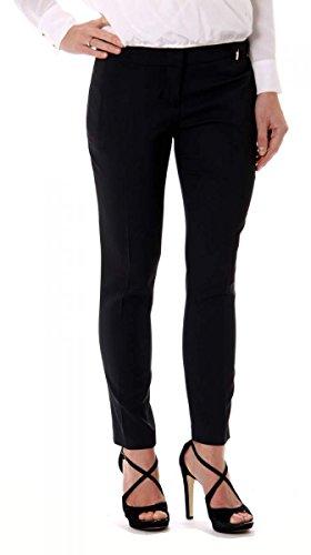 LIU JO AJAY BY donna pantaloni al ginocchio nero 48
