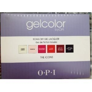 OPI GelColor Intro Kit The Icons