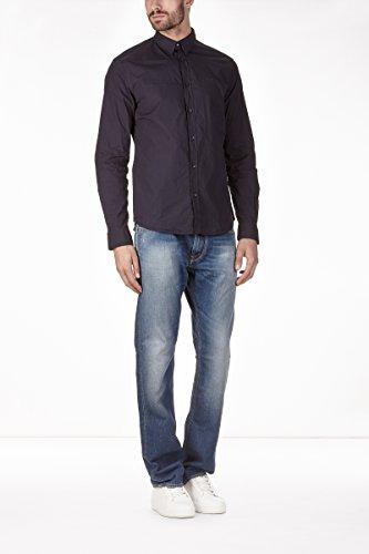 GAS ANDREW CORE/S ES. 0194 Camicia uomo maniche lunghe slim fit