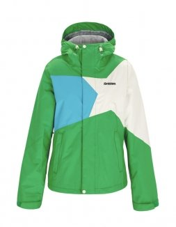 Zimtstern Zania, Sizes:XL;Colors:Green (Blue-White)