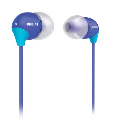 Philips In-Ear Headphones Music Colors She3584/28 (Purple)