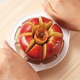【アップルカッター分割器】 りんごがスパッ!と8分割