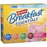 Carnation Instant Breakfast Powder, Strawberry, 10 pk