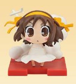 The Melancholy of Haruhi Suzumiya Vie network tier -time cute vol.3 Haruhi Endless Eight Ver. Single item - 1