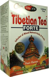 Sodot Hamizrah Tibetian Tea Forte, Infusion of Mixed Natural Herbs and Fruits, 90-Count (Mixed Tea Herbs compare prices)