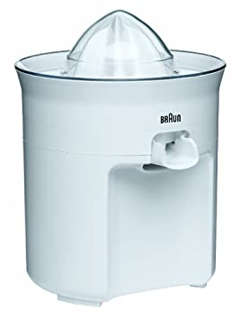 Braun cj3050 spremiagrumi bianco casa e cucina bnghyt4va - Spremiagrumi automatico da casa ...
