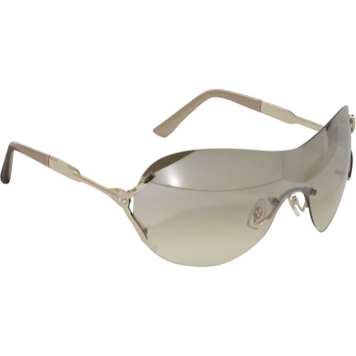 shield sunglasses for women. GLD Shield Sunglasses,Gold