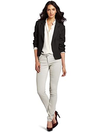 Sanctuary Clothing Women's Alumni Blazer, Black, X-Small