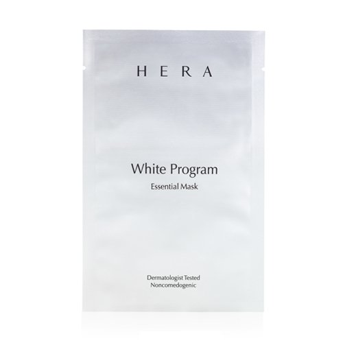 [HERA] White Program Essential Mask / 8 sheets.
