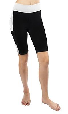 iLoveSIA® Women's Capri Tights Running Pants Leggings