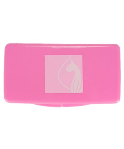 Baby Phat Pink Cat Logo Baby Wipes Case