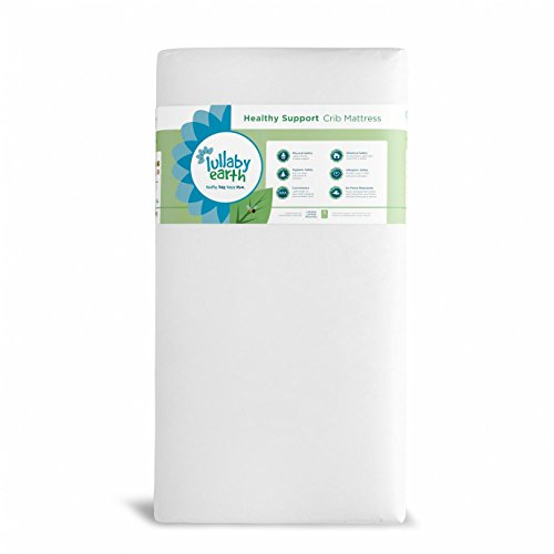 Lullaby Earth Healthy Support Crib Mattress - 1
