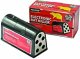 Peststop Black Electronic Rat killer PSERK
