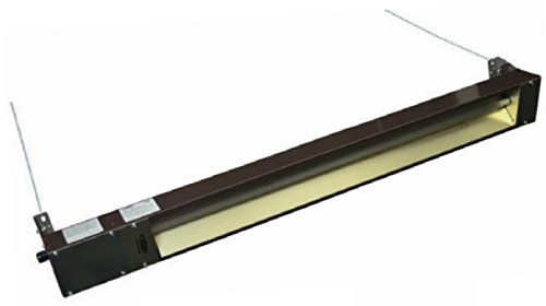 Commercial Surface Mounted 17000 Btu Ceiling Space Heater