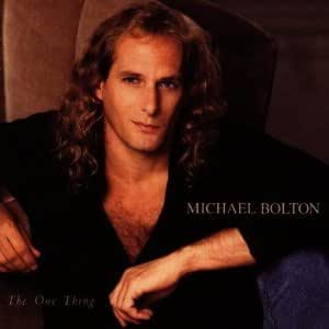 typisch 90er cd album michael bolton 11 tracks said i loved you but i lied i 39 m not made. Black Bedroom Furniture Sets. Home Design Ideas