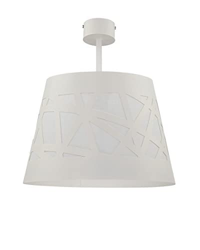 Lightshape Lámpara De Techo Stozek Azurina L Blanco