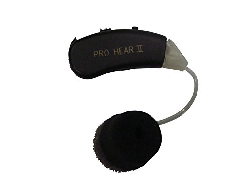 Pro Ears - Pro Hear - Pro Hear II - Behind the Ear (BTE) - PH2BTE - Digital Hearing Device - Hearing Protection and Noise Amplification - Discreet Aid for Hearing (Ear Gear For Hearing Aids compare prices)