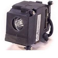 haiwo LT50LP de haute qualité Ampoule de projecteur de remplacement compatible avec boîtier pour LT150/LT85.