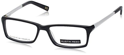 Austin Reed Rectangular Eyewear Frame (Black) (AR-W03|104|53)