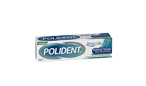 Polident Azione Totale Adesivo Per Protesi Dentali 70 Grammi