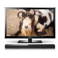 "Lg 42Lm3700 42"" 1080P 60Hz Led 3D Tv W/ Soundbar"