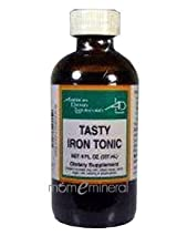 Tasty Iron Tonic 8 oz by American Dietary Labs