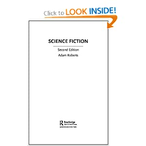 Science Fiction (The New Critical Idiom) by