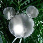 Novel Mouse Shaped Inflatable Solar Energy Saving Lamp Camping Lamp Lantern Led Light
