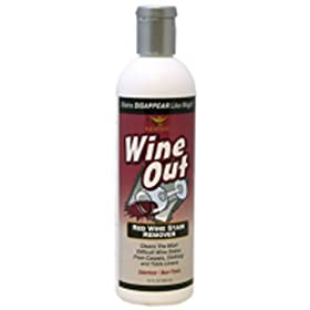 Gonzo Wine Out Stain Remover 12 Oz.