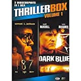 187 (One Eight Seven) & Dark Blue (2 DVD Box Set) [import]