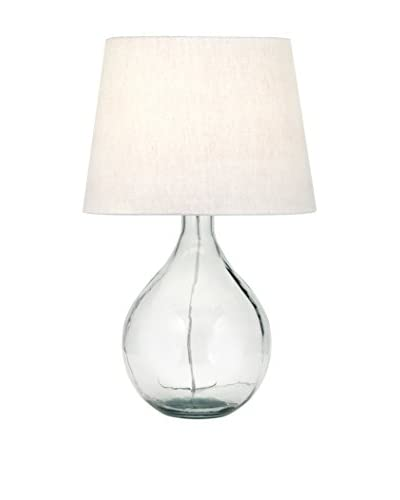 Albany Recycled Glass Table Lamp