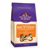 Old Mother Hubbard Oven-Baked Bac' N' Cheez Dog Biscuits -Bacon-3 lb-Large (Old Mother Hubbard Bac N Cheese compare prices)