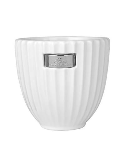 Lene Bjerre Rosalie Medium Flower Pot, White