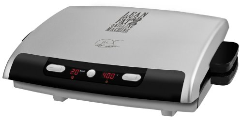 George Foreman GRP99 Next Generation Grill with Nonstick Removable Plates