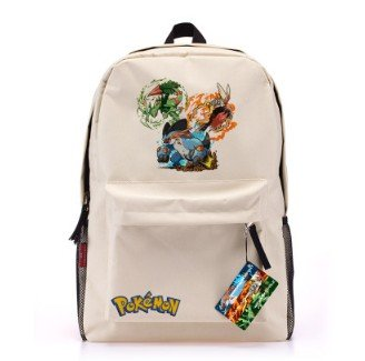 Cuero-de-la-vaca-Piel-Cartera-Multi-bolsillos-Monedero-Cartera-fina-hombre-Anime-Purse-Pokemon-Go-Bag-Pikachu-Mochila-Historietas-Mochila