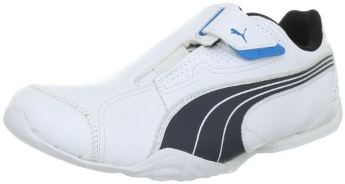 Puma Unisex - Adults Redon Move Trainers 185999 White-Dark Sha 13 UK