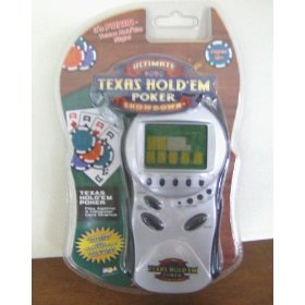 Hand Held Texas Hold'em Poker