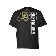 Buy Colorado Buffaloes Adidas Battlegear T-Shirt by adidas