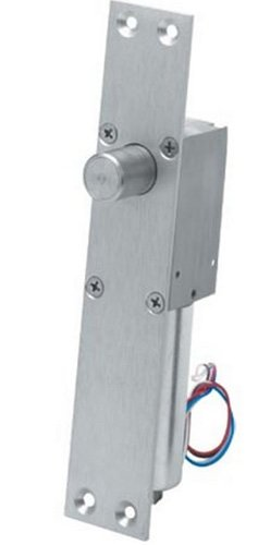 Schlage Electronics Pb405 Electrified Deadbolt Lock, Satin Aluminum Finish