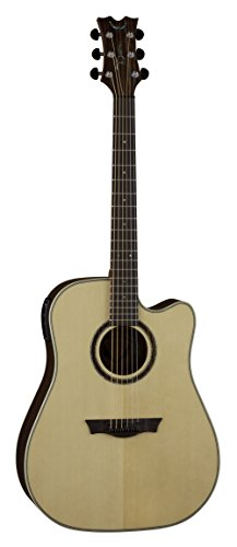 Dean Guitars Nsdc Gn Acoustic-Electric Guitar - Gloss Natural