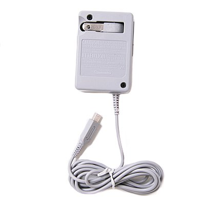 HDE AC Power Adapter Charger for Nintendo 3DS/DSi/XL